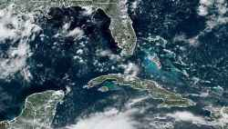 Current Radar or Satellite Image