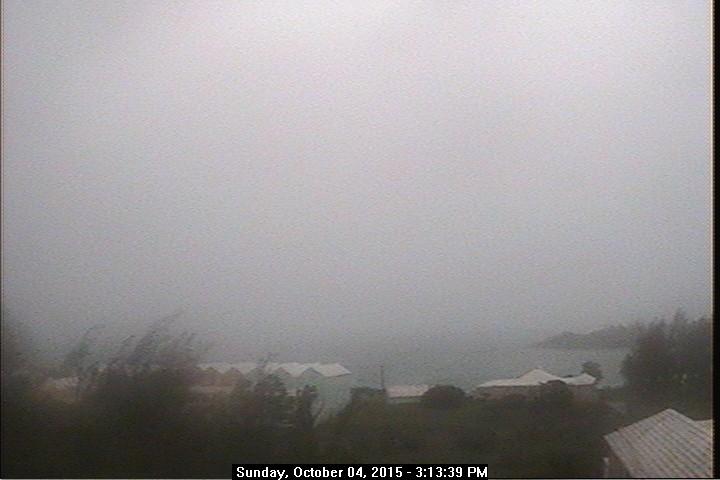 Shelly Bay, Bermuda Hurricanetrack.com Tower 2  Recording (Joaquin 2015 Approach)