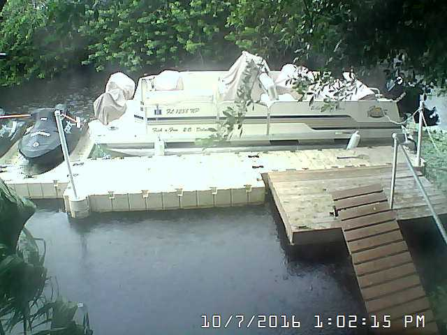 Lake Poinsett Canal / w boat Cam (Matthew 2016)  Approach