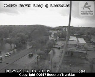 IH-610 North Loop at LOCKWOOD (Harvey 2017)