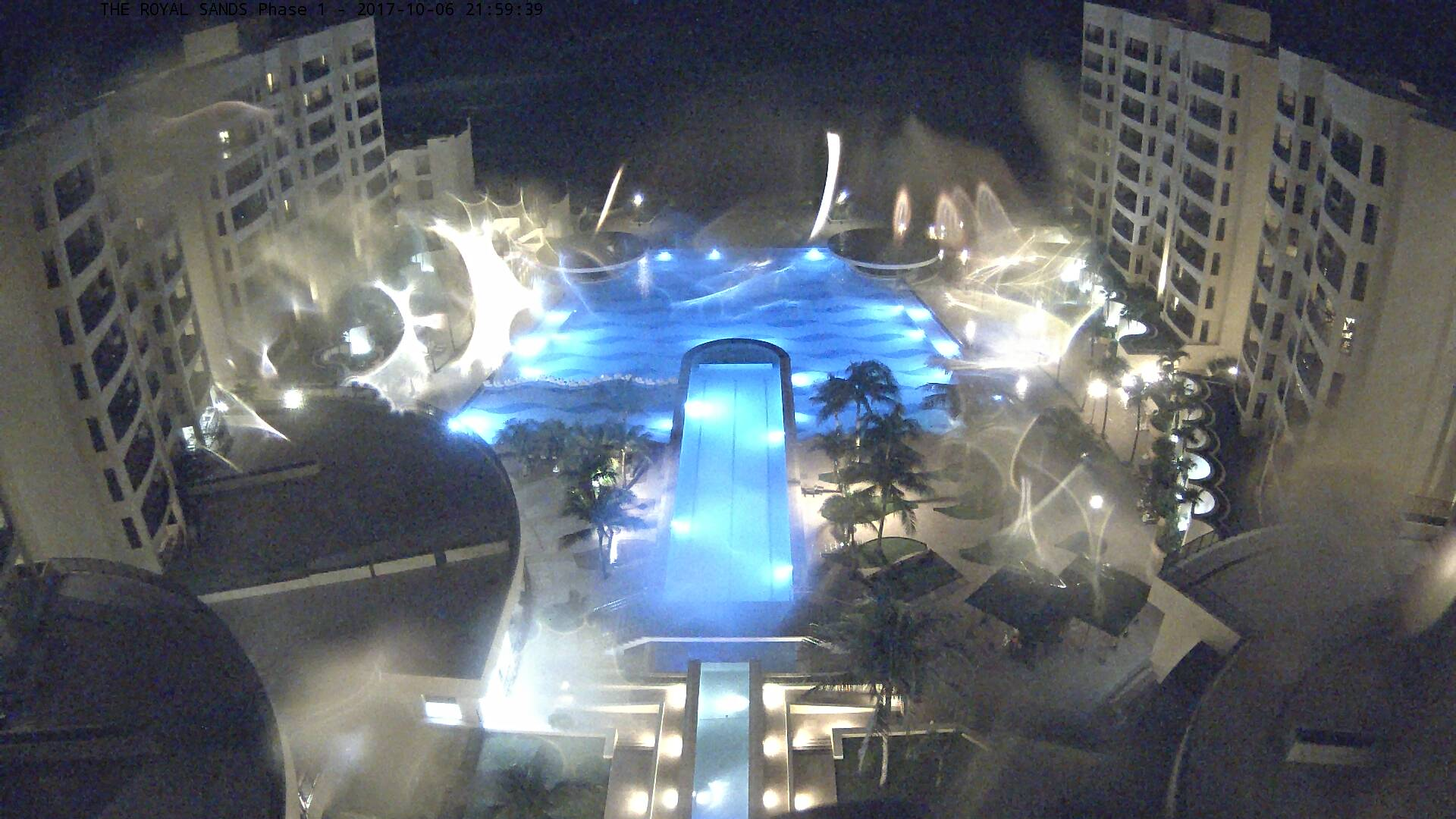 Royal Sands Cancun Webcam (Nate 2017)