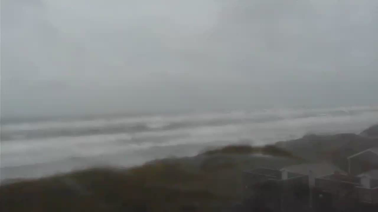 Surfchex Hatteras Cam for Florence Approach (2018)