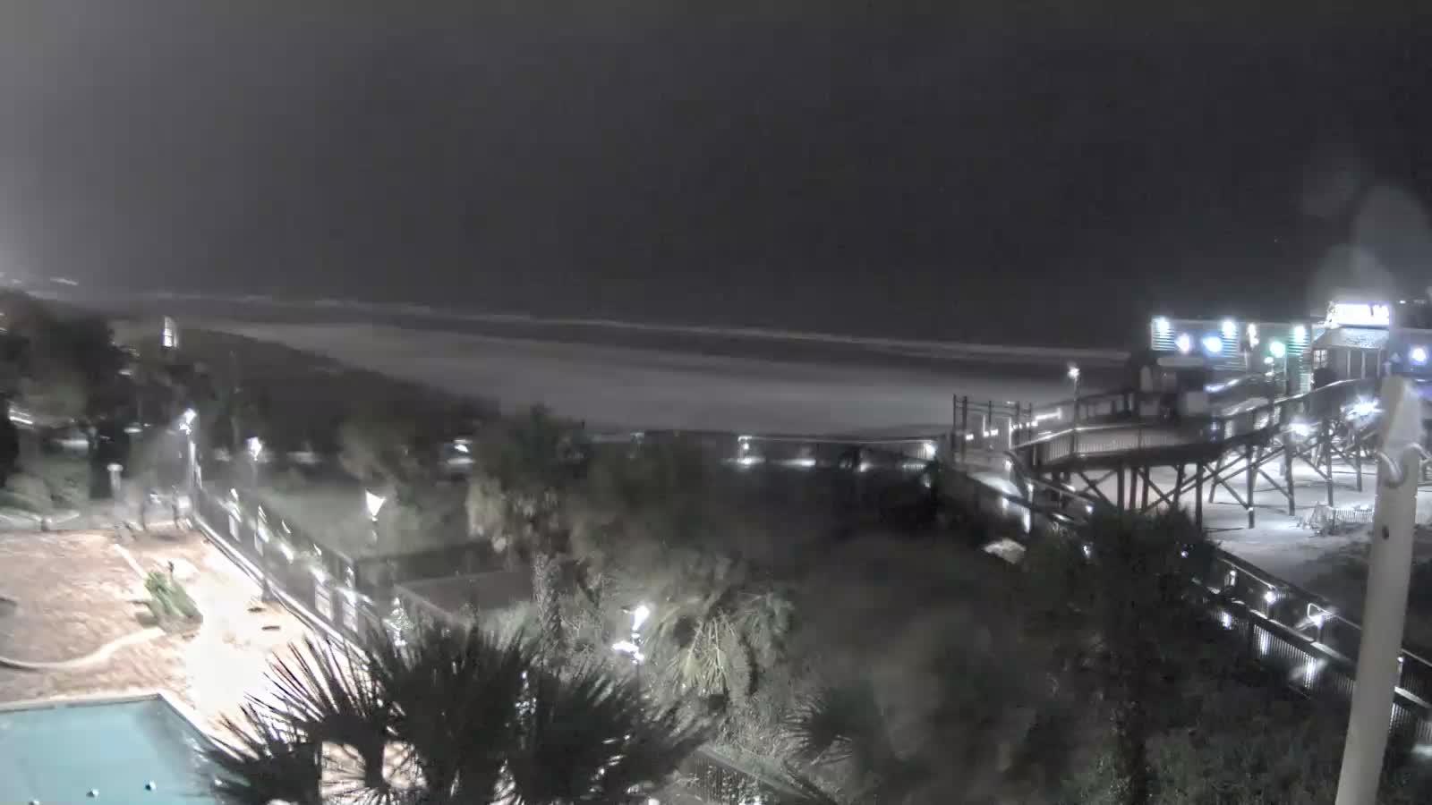 Riptydz Myrtle Beach Webcam Recording for Dorian Approach (2019)