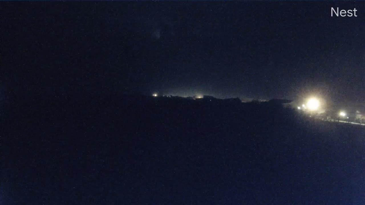Grand Isle, LA Hurricane Track Cam 15 Recording Marco (2020)