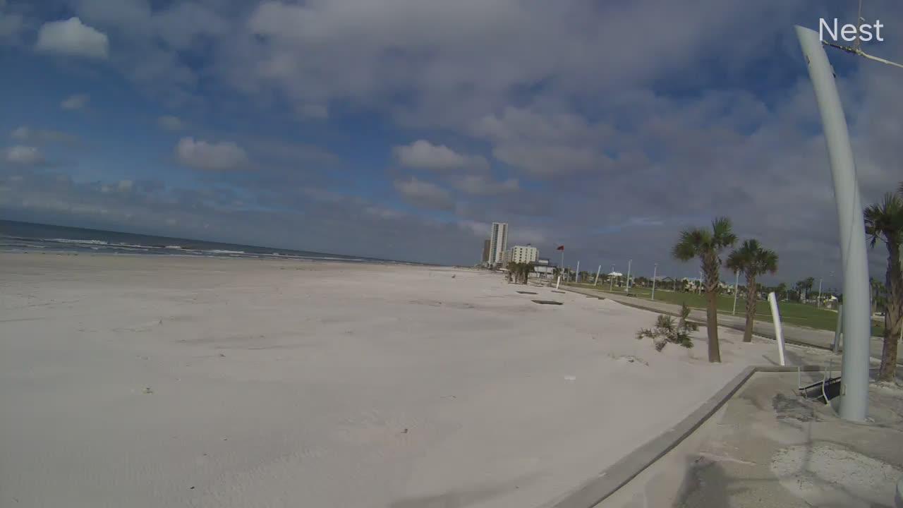 Gulf Shores, AL HurricaneTrack Cam 4 Recording Sally (2020)