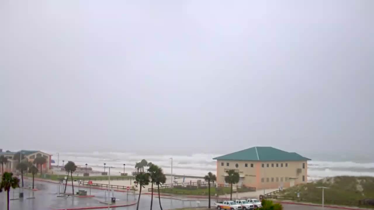 Pensacola Beach Earthcam Recording Sally (2020)