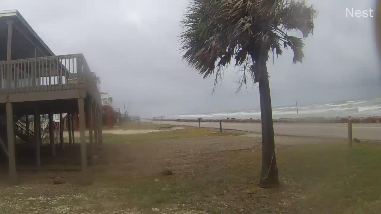 Surfside, TX Hurricane Track Cam 15 Recording Beta (2020)