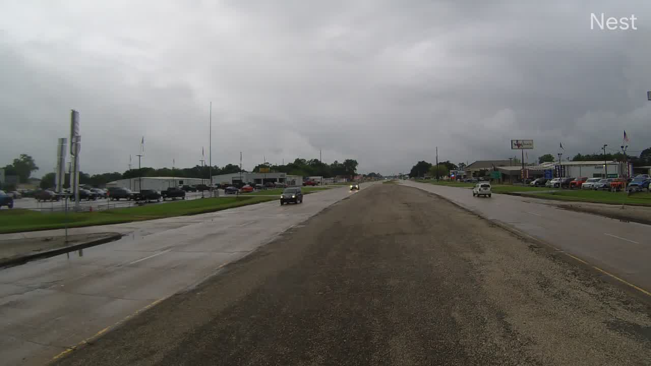 WInnie, TX HT Nicholas (2021)