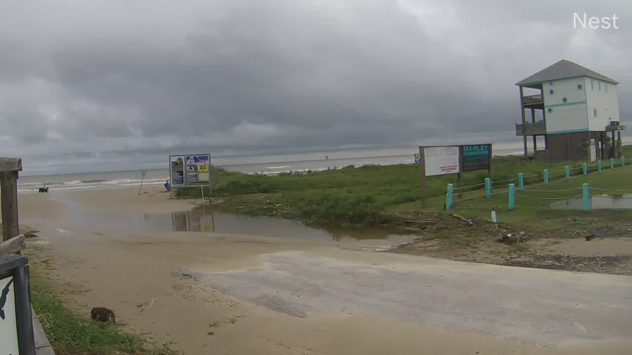 Bolivar Peninsula, TX HT Nicholas (2021)