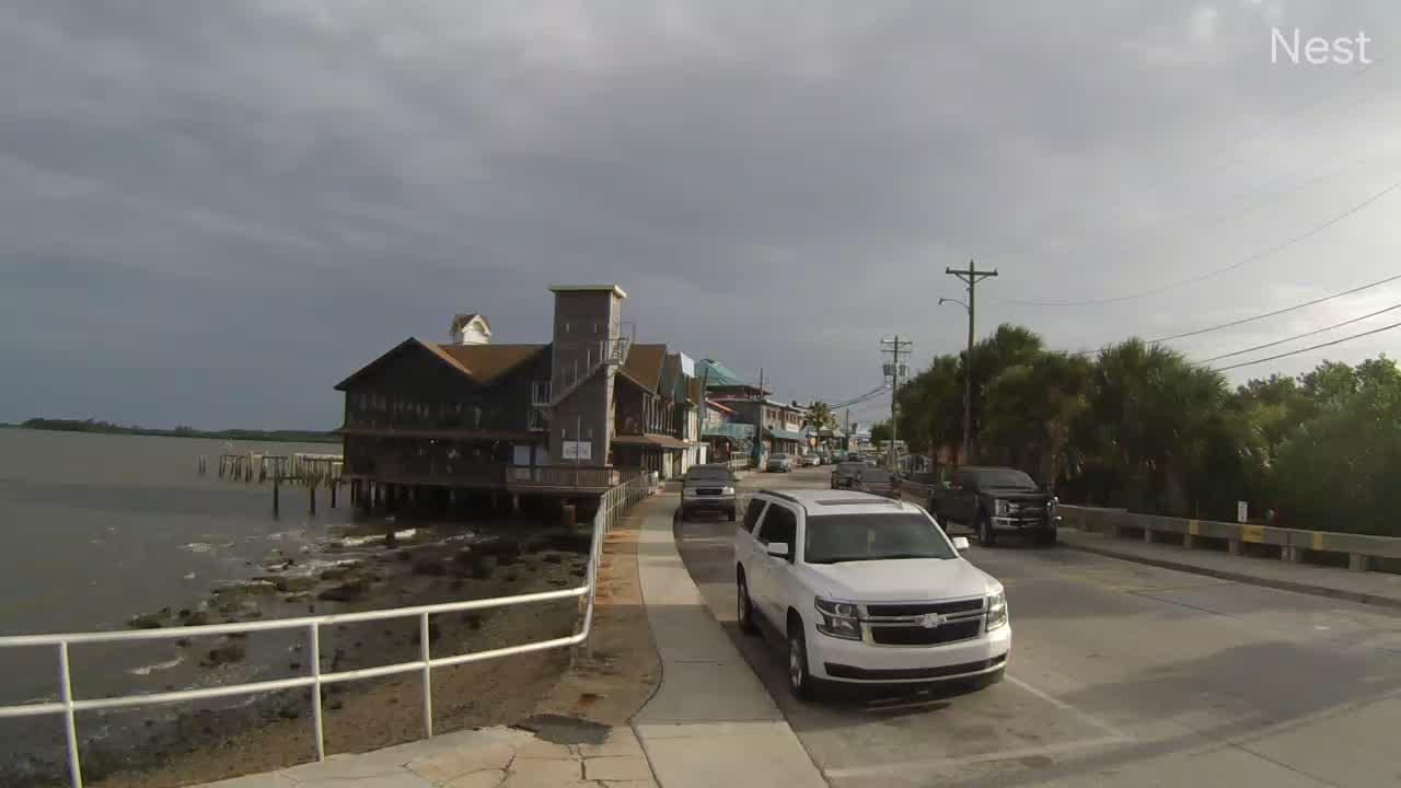 Cedar Key, FL NW Elsa (2021)