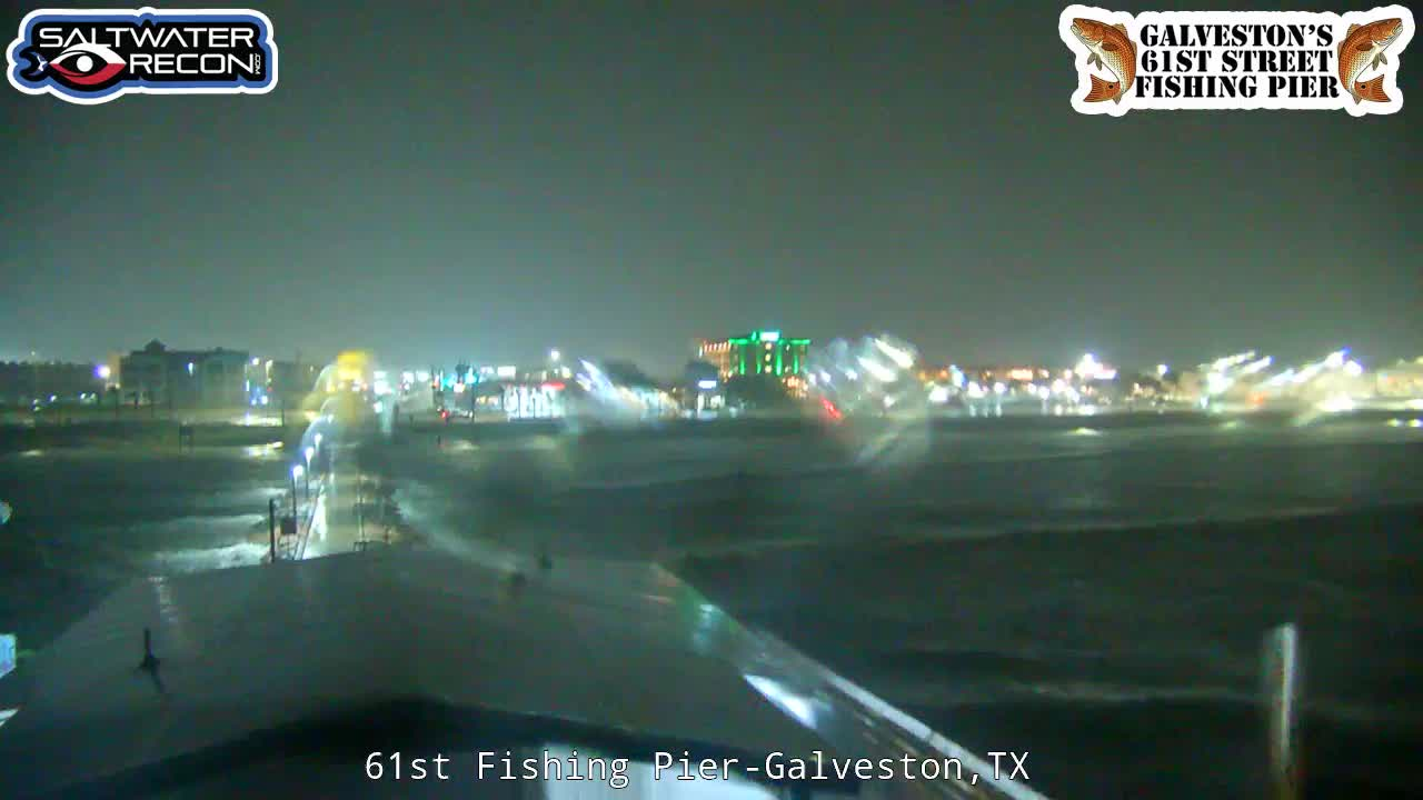 61st Street FIshing Pier Galveston Nicholas (2021)