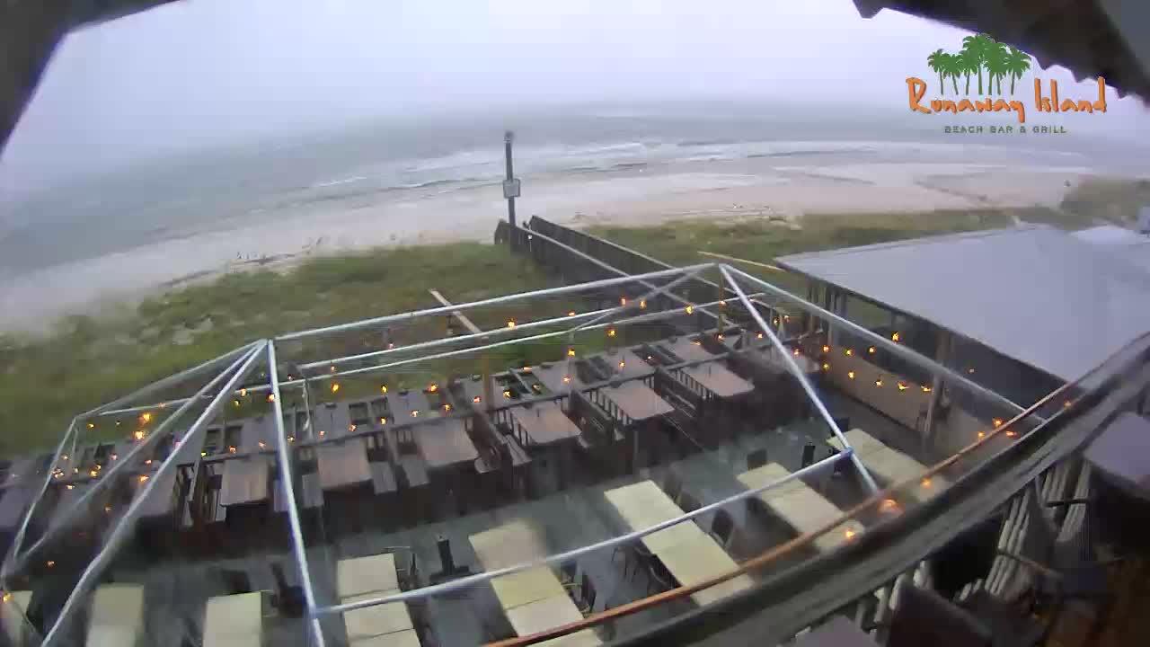 Runaway Island Beach Bar & Grill Cam PCB Fred (2021)