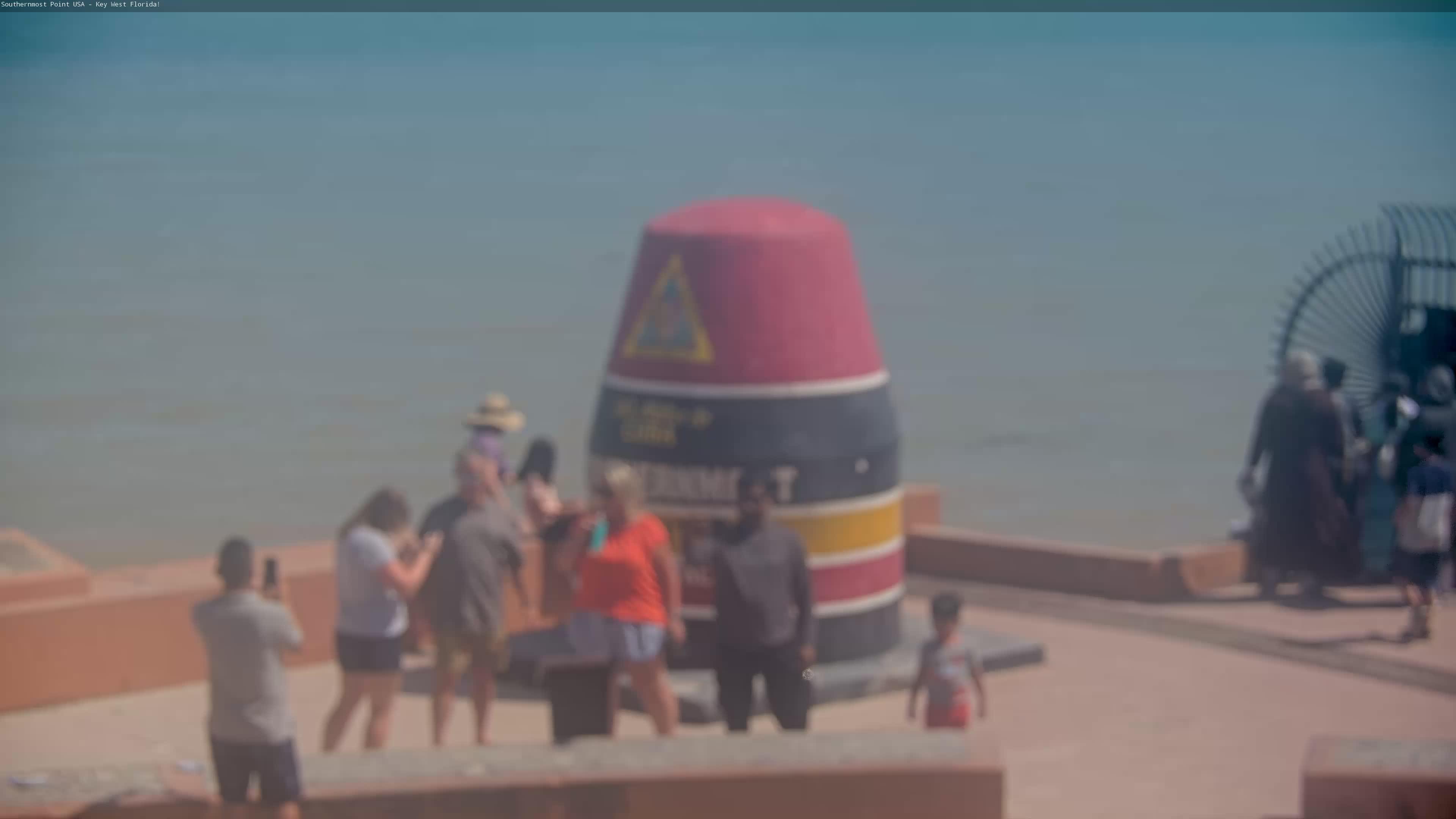 Southernmost Point Webcam Elsa (2021)