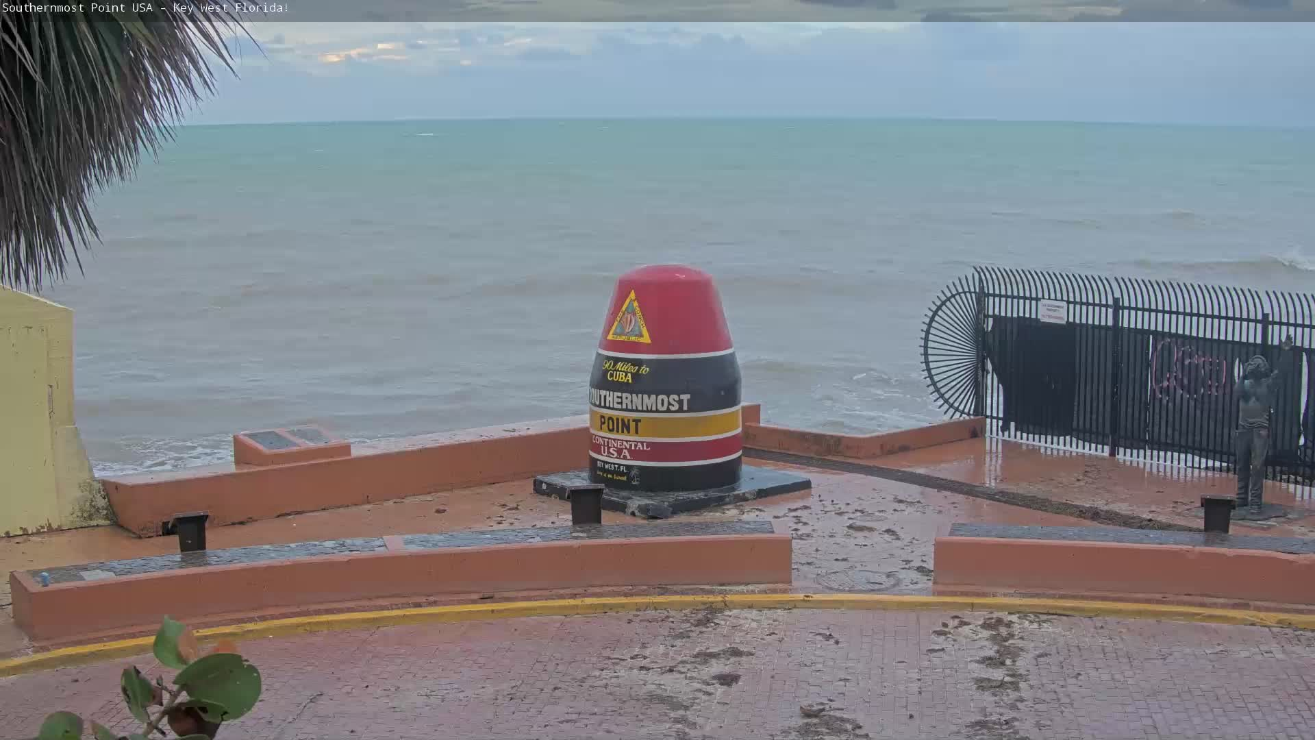 Southernmost Point Webcam Ida (2021)