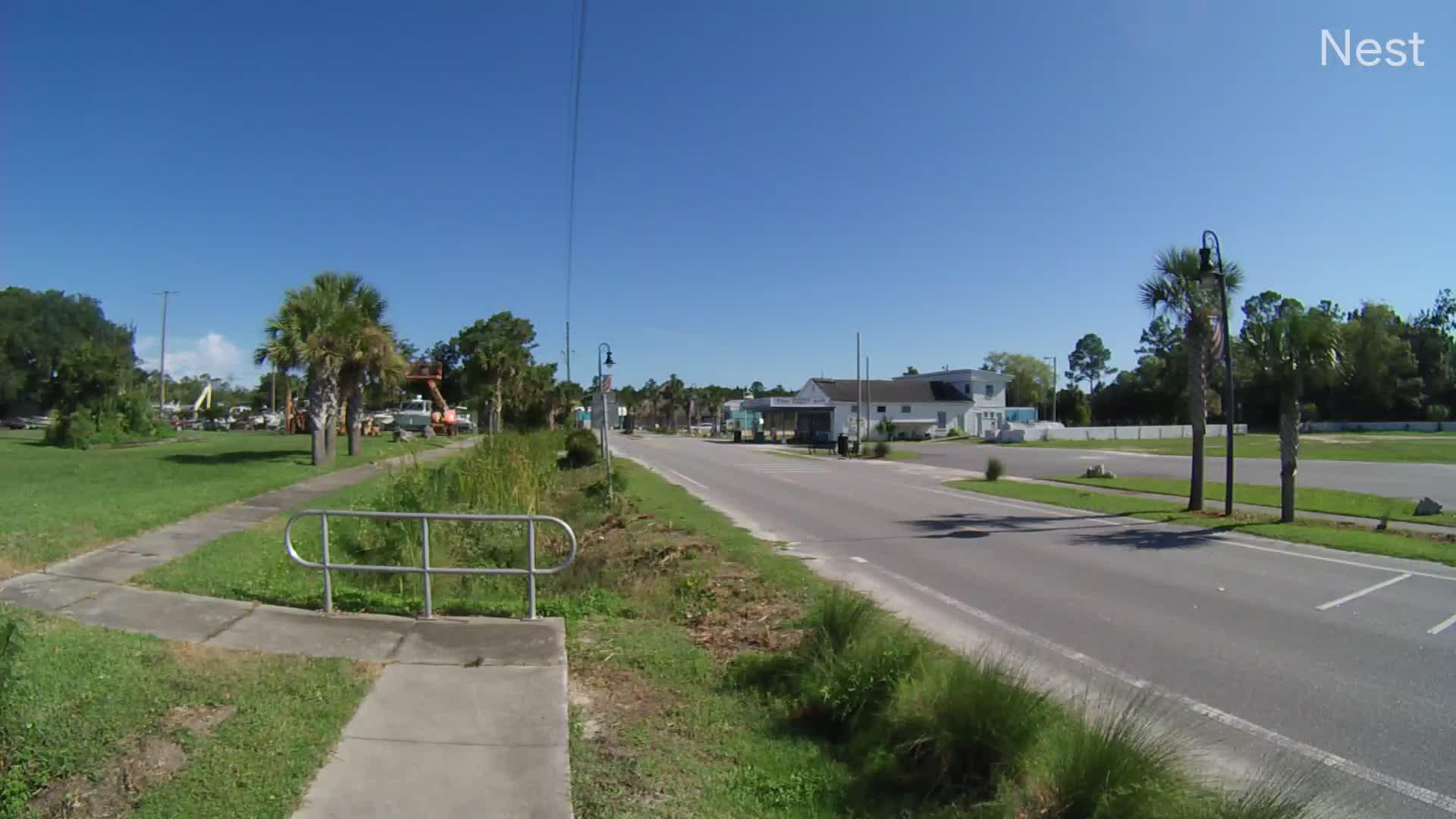 St. Marks, FL Hurricanetrack Fred (2021)